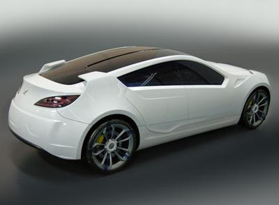 Datsun Xlink Concept Cars