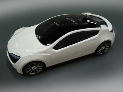 Datsun Xlink Concept Car