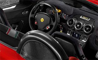 Ferrari Fxx Interior