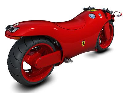 Ferrari V4 | Concept Motorbikes