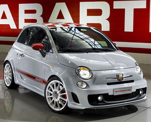Fiat 500 Abarth Esse Esse | Sports Cars