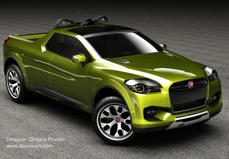 Fiat concept cars