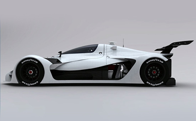GreenGT LeMans Prototype