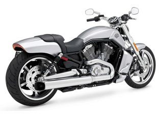 Harley-Davidson VRSCF V-Rod Muscle rear view