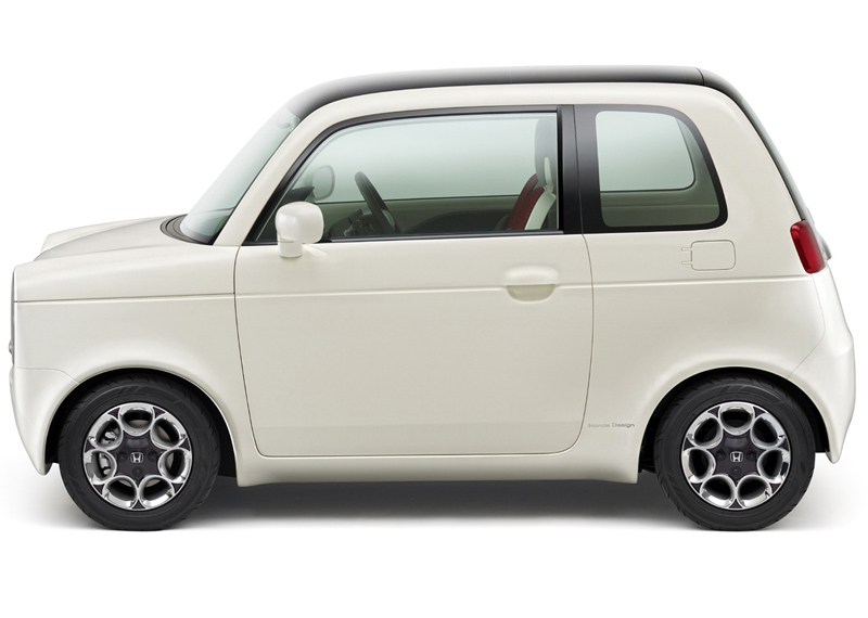 Honda Ev N Concept Cars Diseno Art