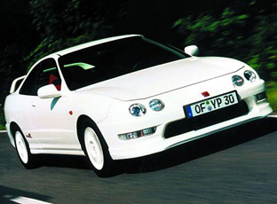 Honda Integra Type-R (Third Generation)