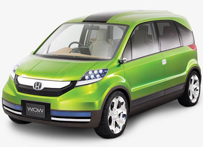 Honda WOW (Wonderfully Openhearted Wagon)