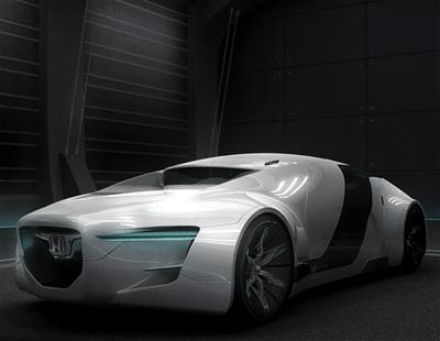 honda zeppelin concept cars diseno art