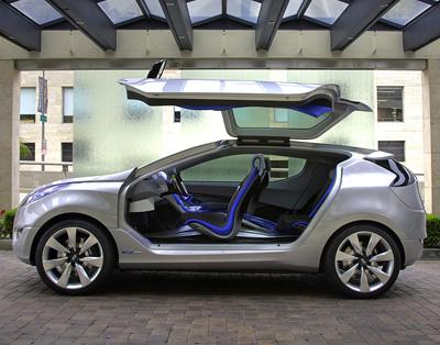 2004 Hyundai Hcd8 Concept. Concept Cars: Hyundai Nuvis
