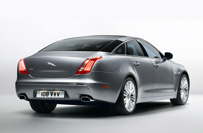 Back to 2010 Jaguar XJ