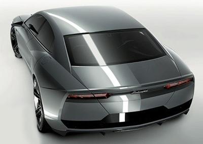 Lamborghini Estoque Interior Lamborghini Estoque Concept