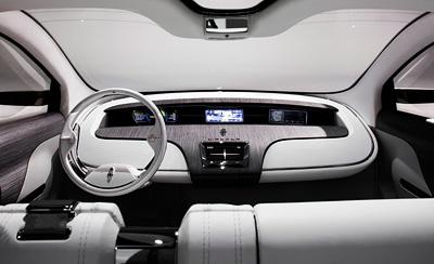 Lincoln C Concept Concept Cars Diseno Art