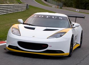 Lotus Evora Type 124 Endurance Racecar   Sports Cars