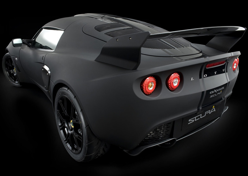 Lotus Exige Scura Sports Cars