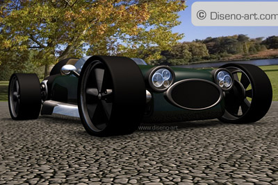 Lotus Electrive by Diseno-art