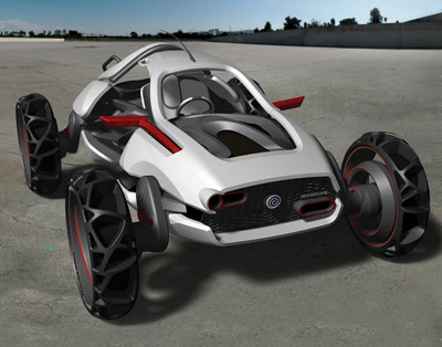 Michelin Challenge Design Hurricane