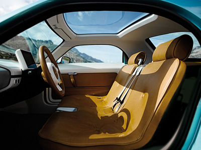 Mindset E-Motion interior