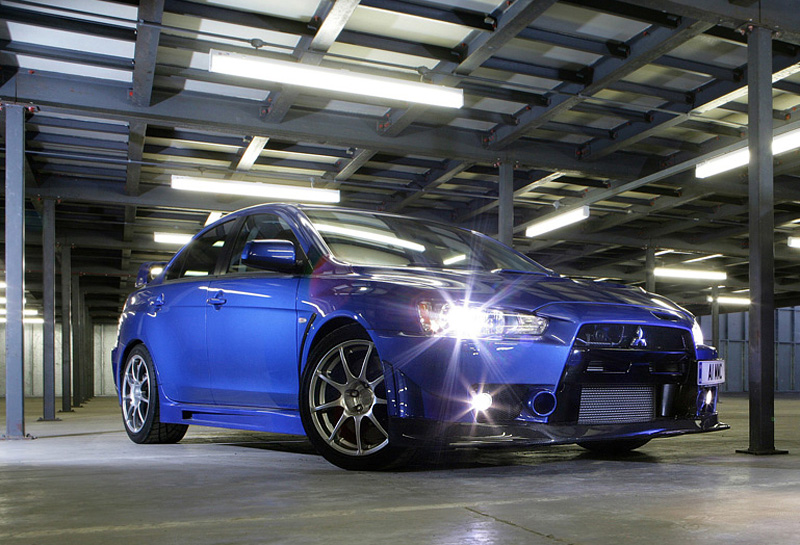 Mitsubishi Lancer Evolution X Fq 400 Sports Cars