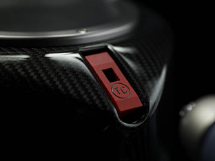 Noble M600 traction control switch