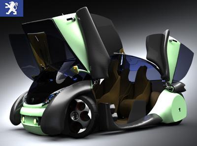 Peugeot Delta   Concept Cars   Diseno-Art