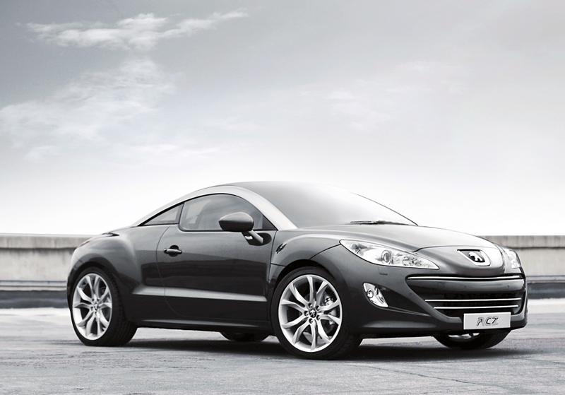 Peugeot Rcz Sports Cars