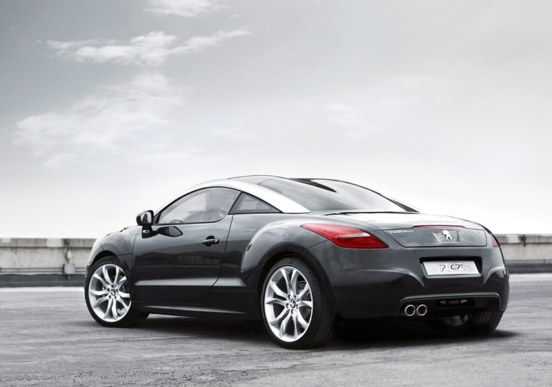 peugeot rcz sports cars. Black Bedroom Furniture Sets. Home Design Ideas