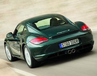 2010 Porsche Cayman Collection Pics
