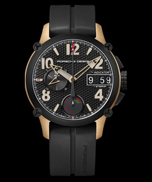 Porsche Design P6910 rose gold