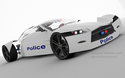 RT20 police concept