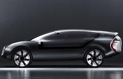 Renault Ondelios Concept Cars Diseno Art