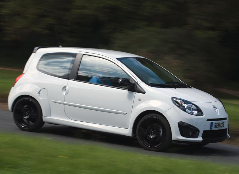 renault twingo renaultsport 133 cup sports cars. Black Bedroom Furniture Sets. Home Design Ideas