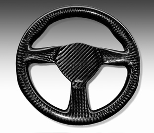 Reverie Eclipse steering wheel