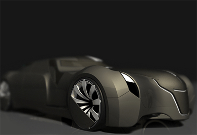 Saab 9 Griffin Concept Car