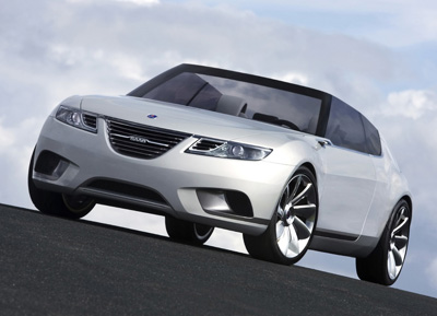 Saab 9-X Air concept car