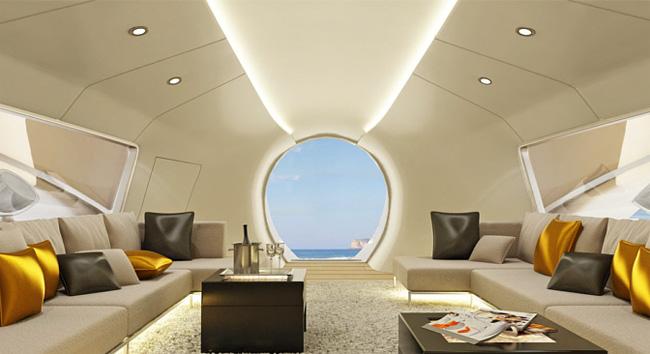Do It Yourself Home Design: Schopfer Yachts Oculus
