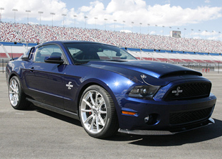 2010 Ford Mustang Shelby GT500 Super Snake