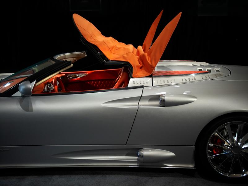 Spyker C8 Aileron Spyder Sports Cars