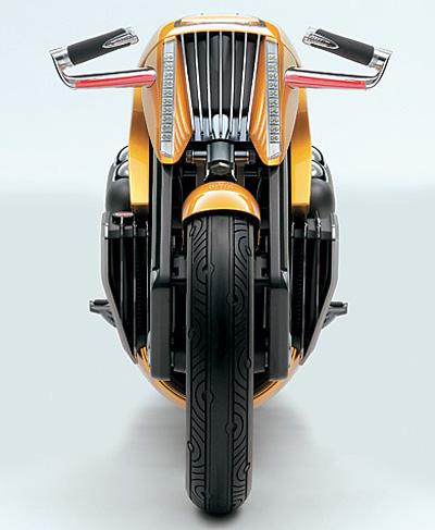 Suzuki Biplane Concept Motorbikes