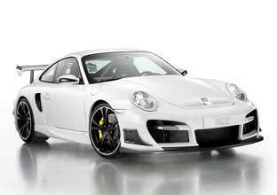 TechArt GTstreet RS based on Porsche 911 (997) GT2