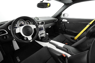 TechArt GTstreet RS interior