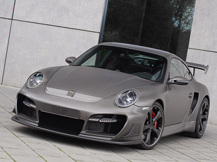 2009 Porsche 997 Turbo based TechArt GTstreet R