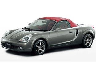 Toyota MR2 Roadster (Spyder)