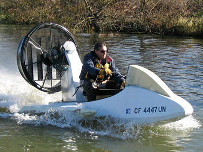 Trek Aerospace Baja Skimmer | Strange Vehicles