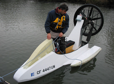 Trek Aerospace Baja Skimmer