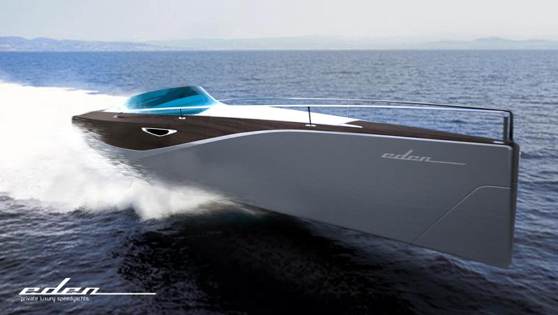 Eden Motoryacht Boats
