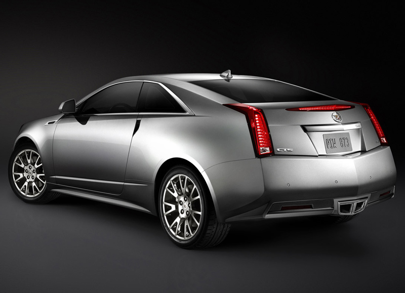 2011 Cadillac Cts Coupe Sports Cars