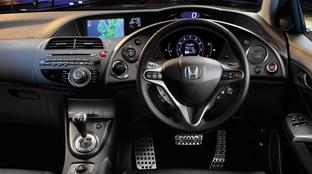 Perfect 2010 Honda Civic Type S