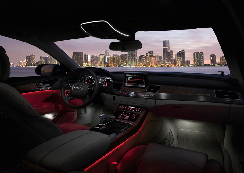 2011 Audi A8 Luxury Cars