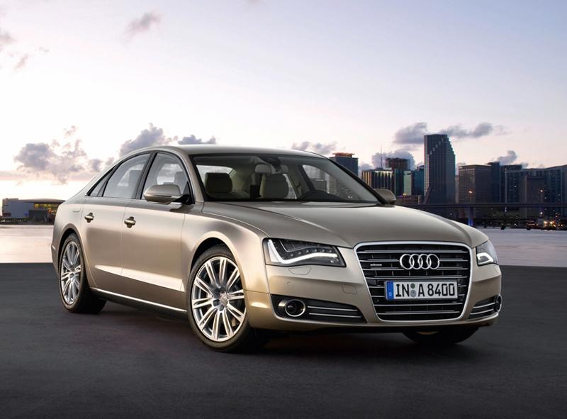 2011 Audi A8 | Luxury Cars