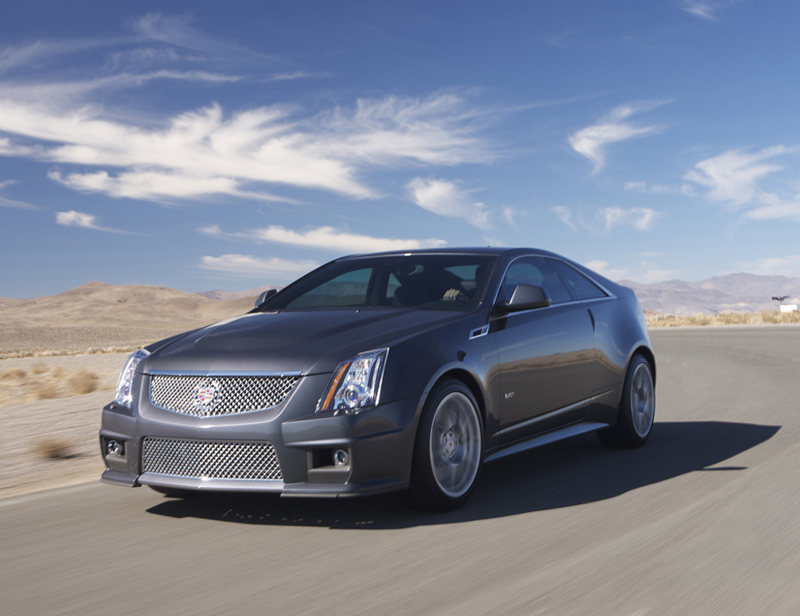 2011 cadillac cts v coupe sports cars. Black Bedroom Furniture Sets. Home Design Ideas